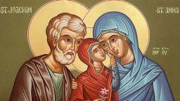 Православната църква почита празника за Успението на Св. Анна