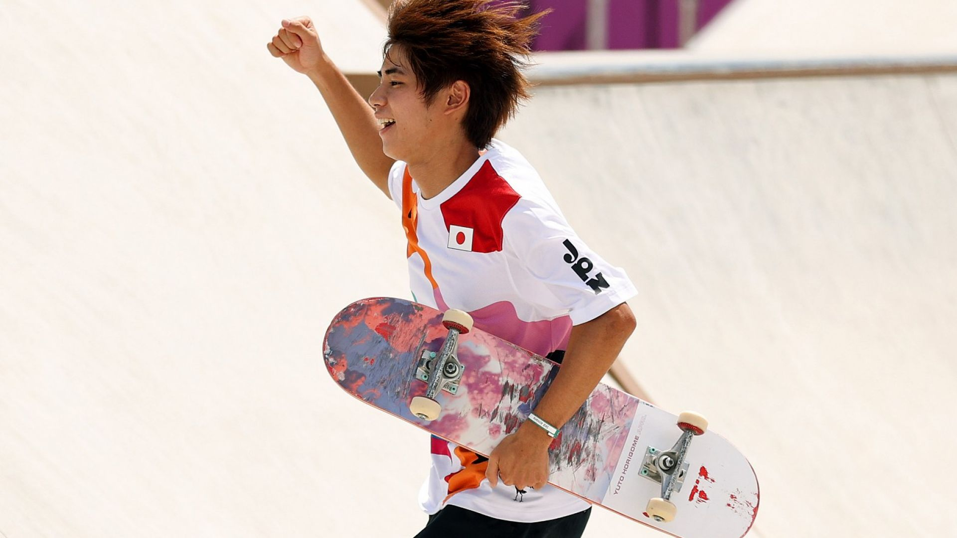Японец е първият олимпийски шампион в скейтборда