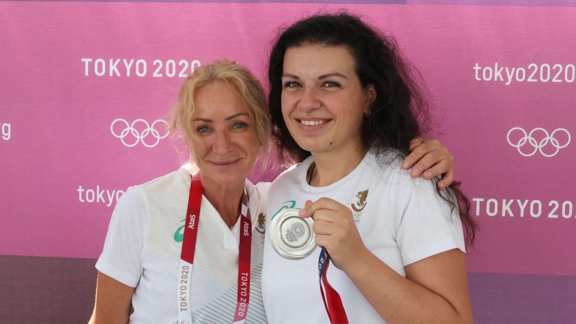 България има своя първи медал от Олимпиадата в Токио!