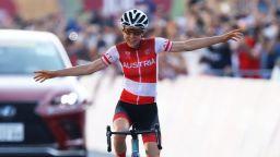 Австрия има новата си спортна героиня