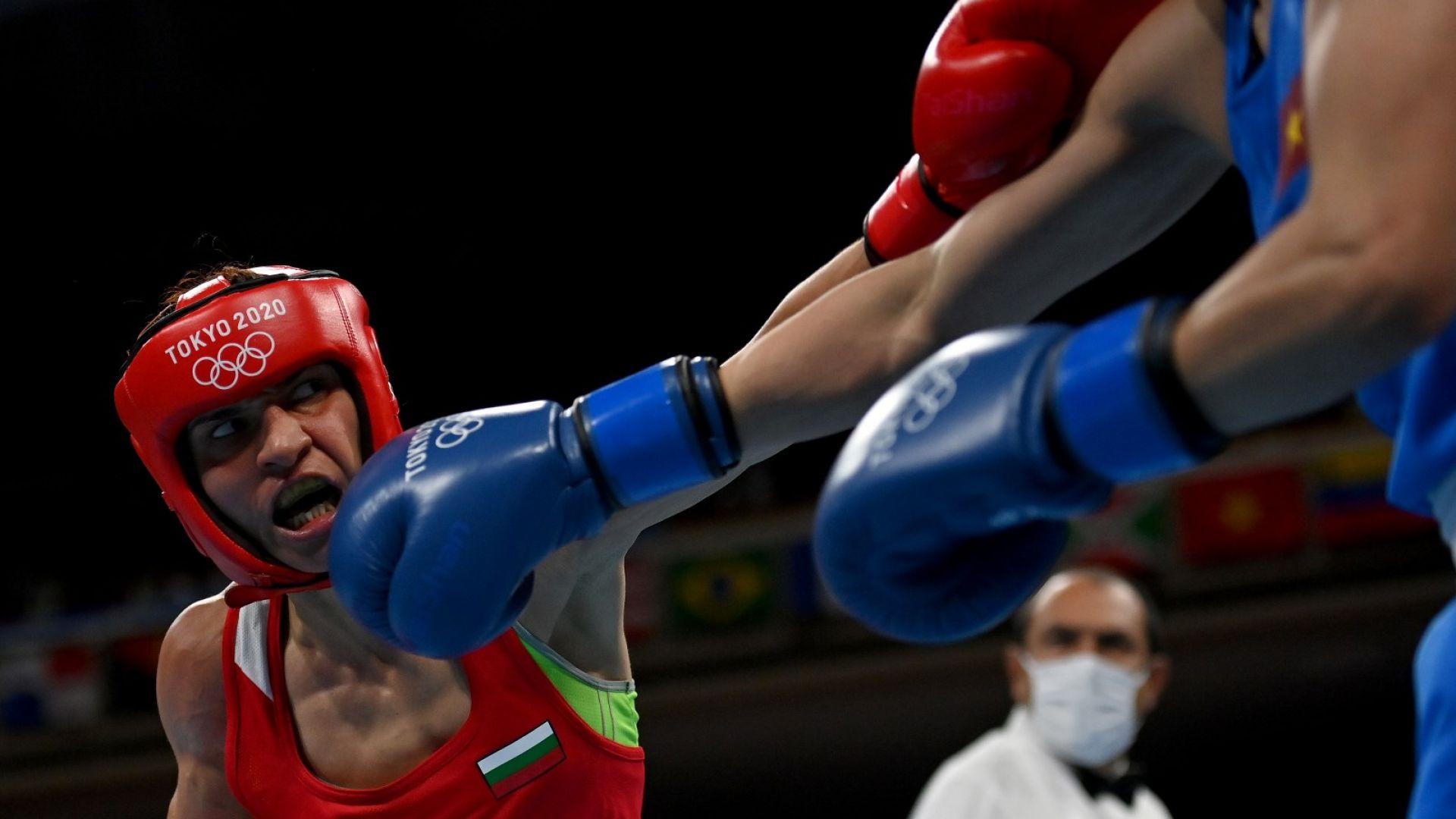 Стойка Кръстева се пребори за осминафинал на Олимпиадата