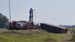 Арестуваха шофьора на автобуса, предизвикал жестоката катастрофа в Хърватия
