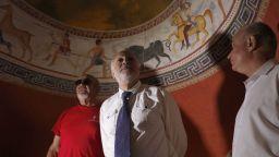 Минеков настоя да не се пестят пари за опазването на Александровската гробница