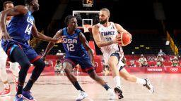 """Франция свали на земята баскетболния """"дрийм тийм"""" на САЩ"""