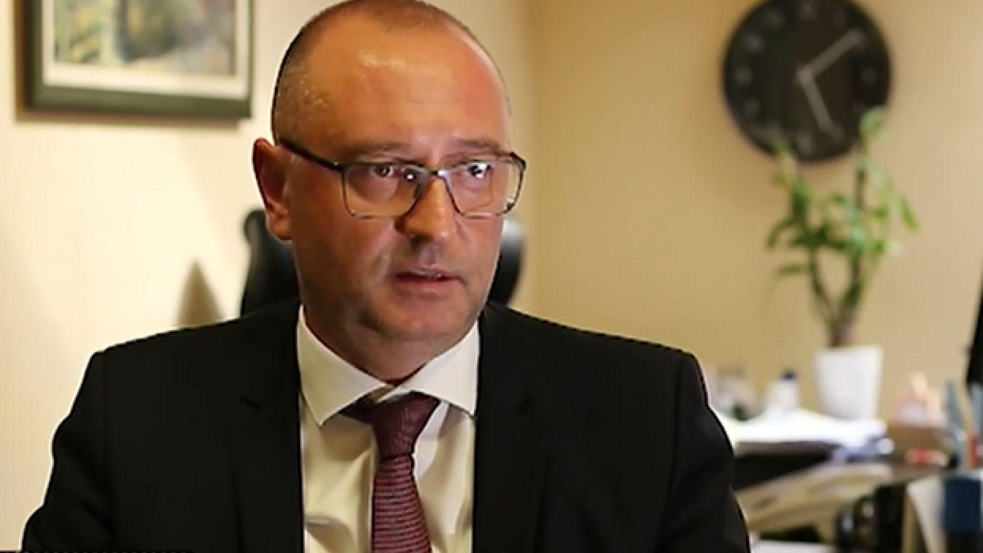 ВАС потвърди втория отказ на ВСС за дисциплинарка срещу Георги Ушев заради Десислава Иванчева