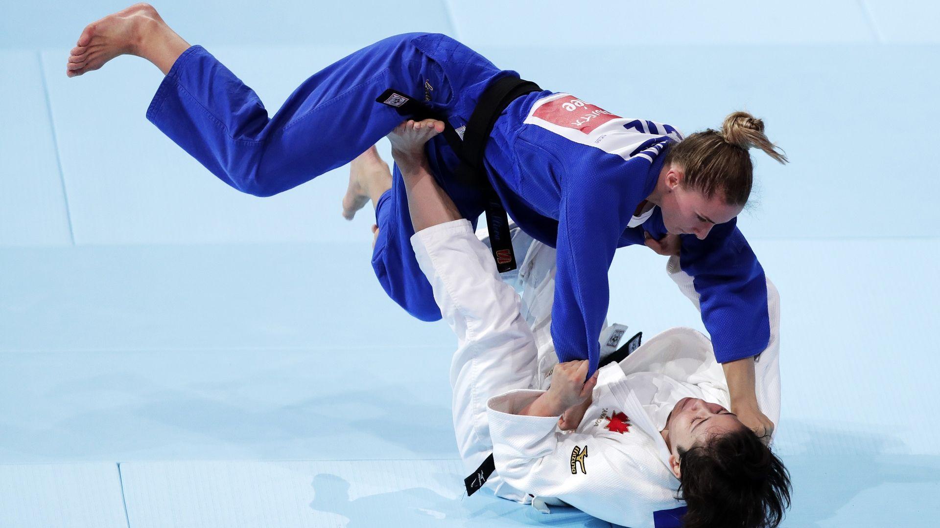 Световната шампионка се оказа непреодолимо препятствие за Ивелина Илиева