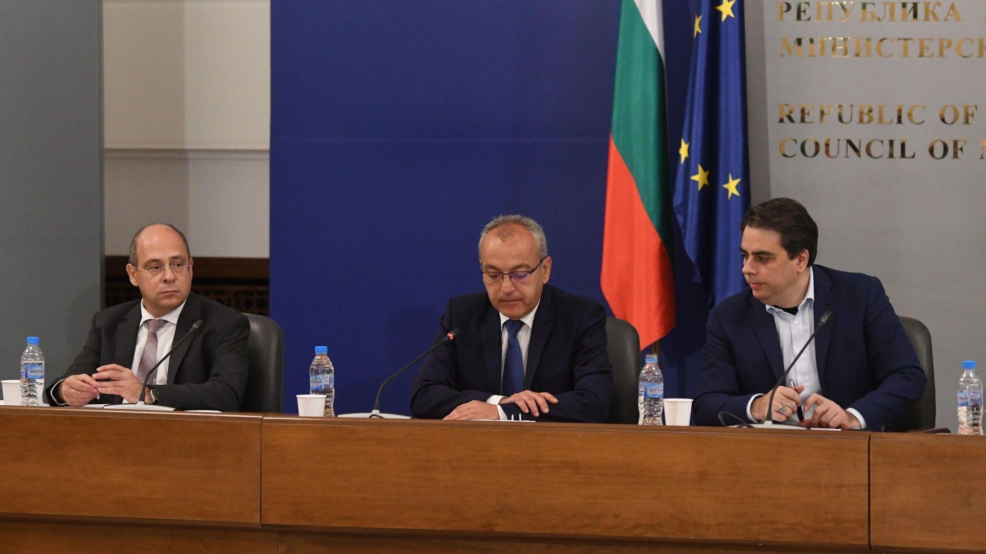 Тристранката заседава извънредно, КНСБ ще подкрепи актуализацията на бюджета