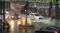 Нови наводнения заляха Лондон и Централна Европа