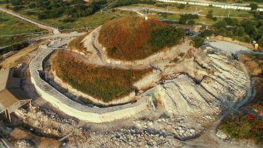 Откриха фигура на жрица при разкопките Провадия-Солницата
