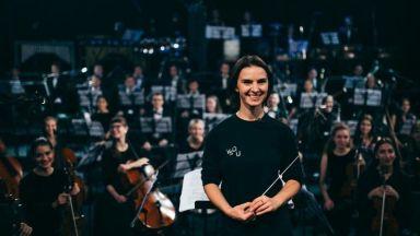 Украинката Оксана Линив стана първата жена, дирижирала оркестъра на фестивала в Байройт