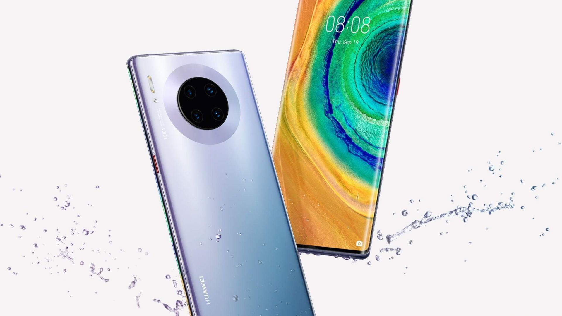 Смартфон Huawei оцеля и работи след три дни във водата