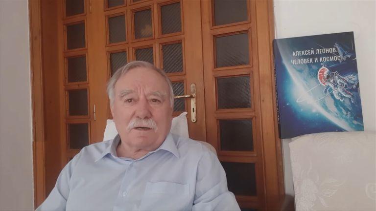 Георги Иванов, първият български космонавт, отправи послание към участниците и зретелите на събитието