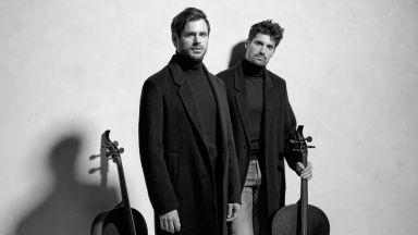 2Cellos празнуват своята 10-годишнина с нов албум
