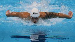 Антъни Иванов отпадна още в сериите при дебюта си на Олимпиада