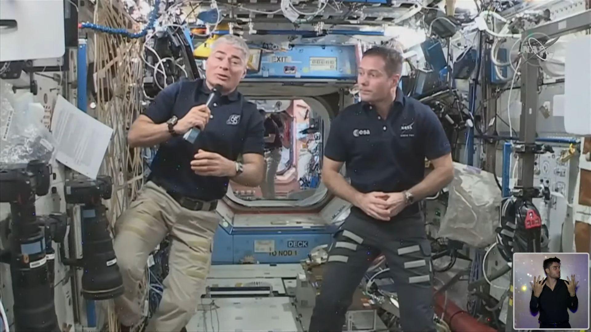Ало, Космос! Говори България: Деца влязоха в пряка връзка с Космоса (видео)