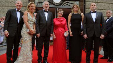 Румен и Десислава Радеви на опера с президентската двойка на Австрия (снимки)