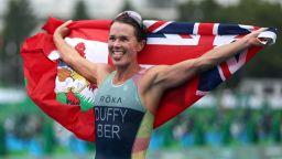 Бермуда има своя първи златен олимпийски медал