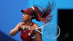 Световната №42 разби олимпийската мечта на Наоми Осака