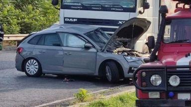 Две румънки загинаха в тежка катастрофа в Русе
