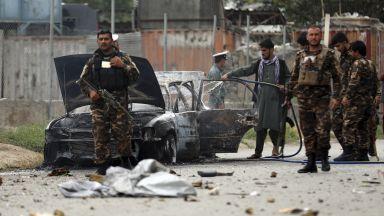 Американците се прощават с Афганистан с бомбардировки