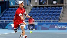 Кей Нишикори донесе усмивки на японските тенис фенове (резултати)
