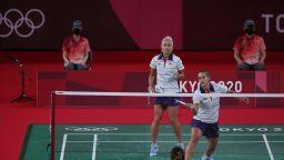 Сестри Стоеви завършиха олимпийското си участие с победа