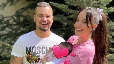 Симона Загорова за реакцията на Даниел, разбирайки, че ще става татко: Надяваше се да не е истина