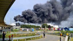 Предотвратиха втора експлозия в завода в Леверкузен