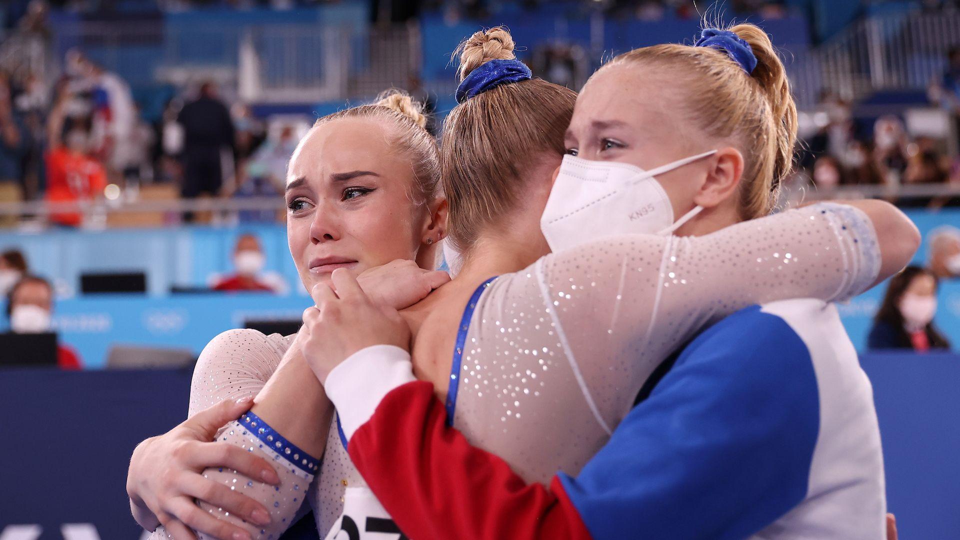 Шок в Токио: Симон Байлс се отказа от отборното и Русия взе олимпийската титла