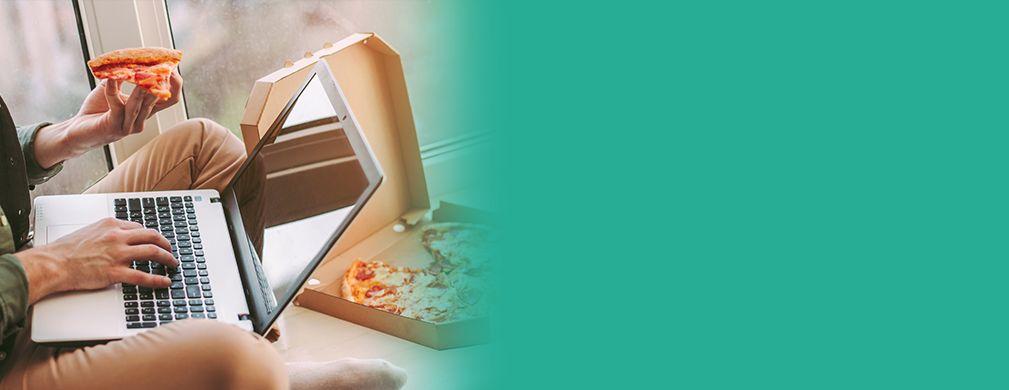 Променихте ли хранителните си навици на работното място през времената на пандемия?