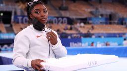 """Байлс говори пред сената за сексуалното насилие в гимнастиката и обвини властите в """"потулване"""""""