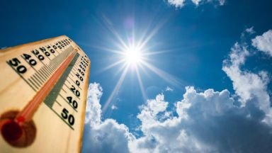 Дните с температури над 50° се удвоили в сравнение с 80-те