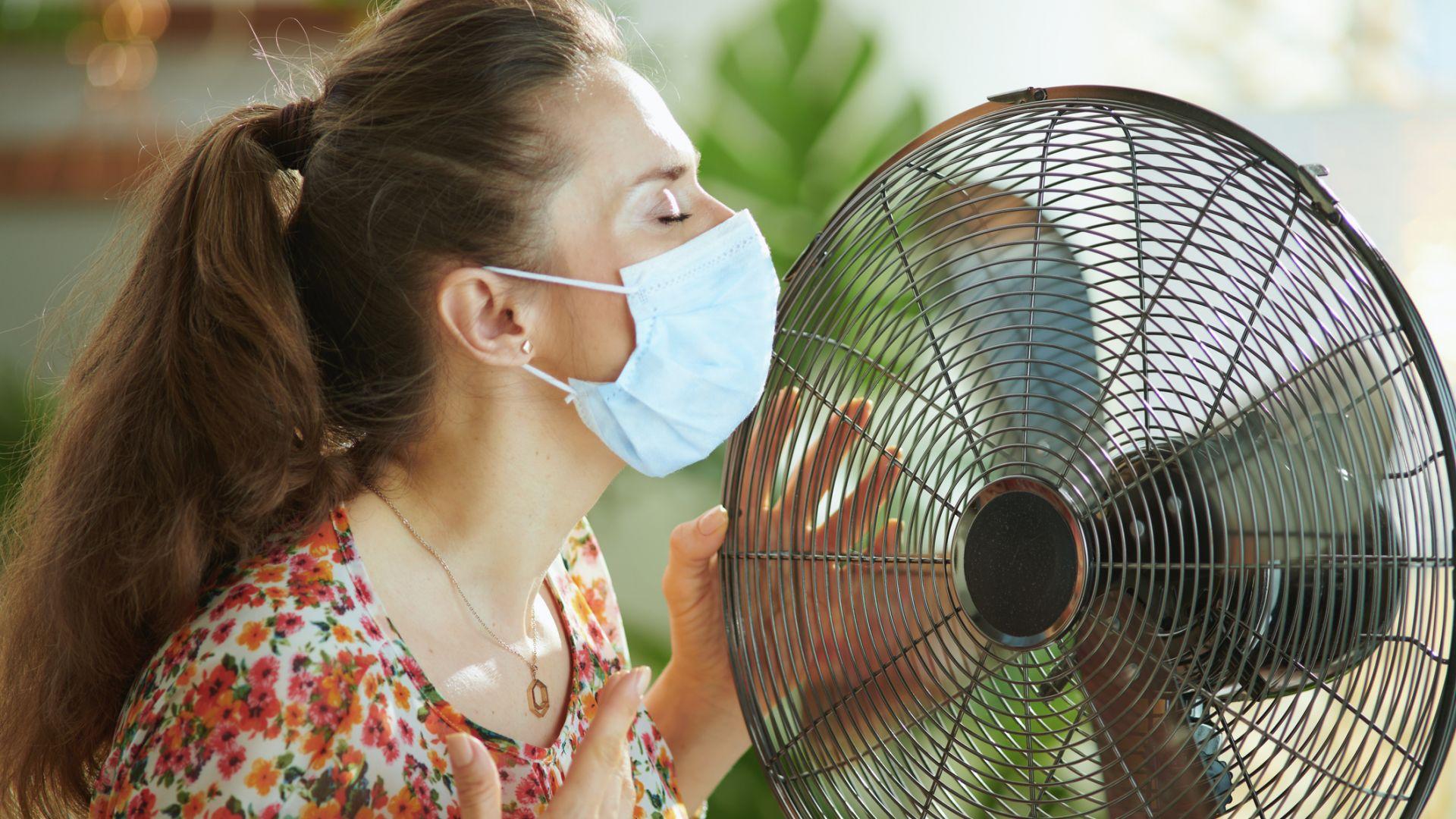 Слабо понижение на температурите за кратко, нови горещини от понеделник