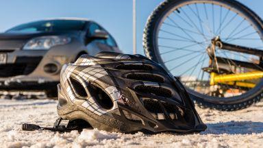 Не успяха да спасят живота на блъснатата от кола 17-годишна велосипедистка