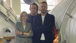 Създателите на филма, който ще бъде заснет в космоса, ще покажат поредица за кастинга за актриси в главната роля