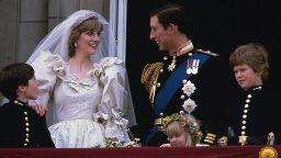 Продават 40-годишно парче от сватбената торта на принцеса Даяна и принц Чарлз