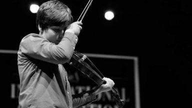 Пловдивският виртуоз Виктор Василев се завърна от участие в международен конкурс в Италия