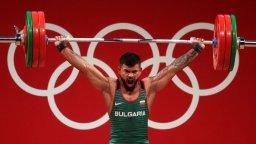 Божидар Андреев остана пети в състезание със световен рекорд