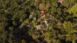Някогашният дом на Бурле Маркс е включен в списъка на световното наследство на ЮНЕСКО
