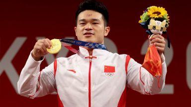 Китай не изпуска върха в класирането по медали