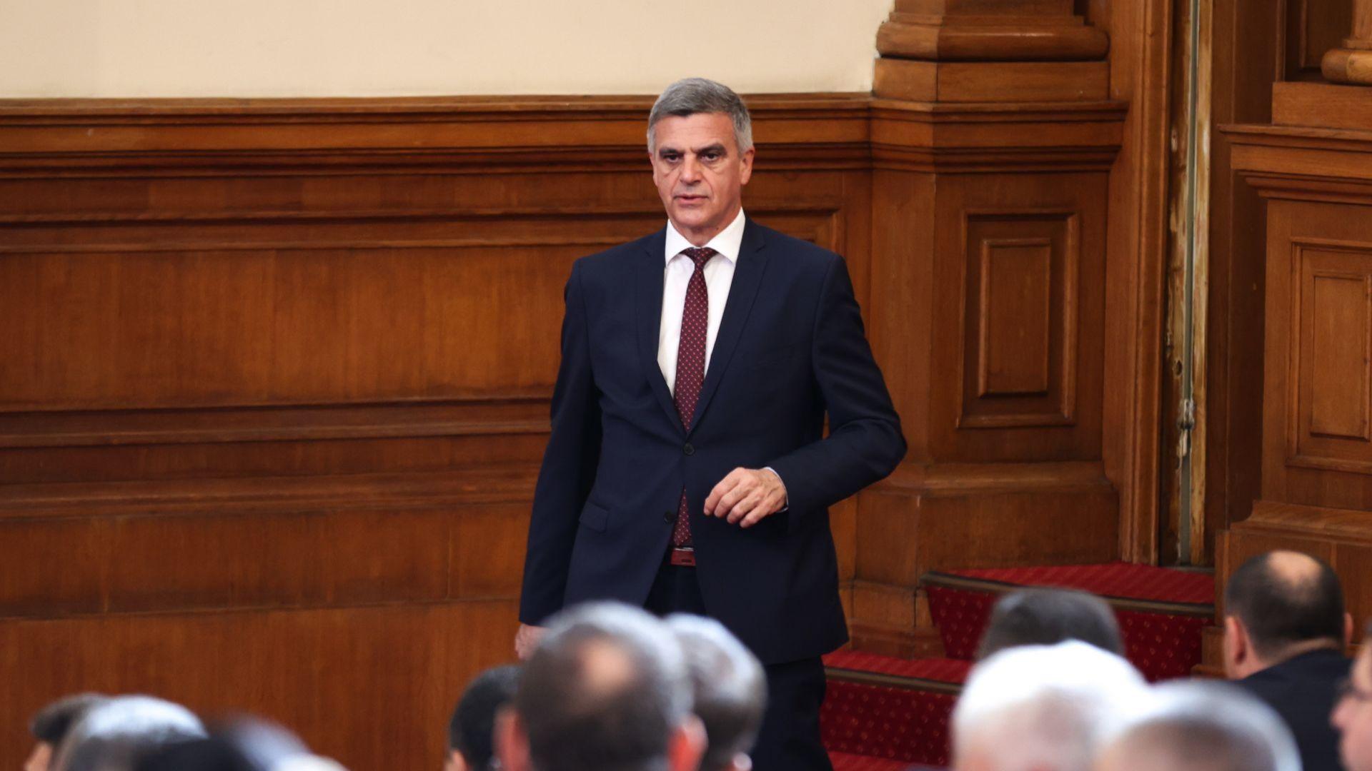 Стефан Янев: Картината в държавните финанси беше меко казано притеснителна