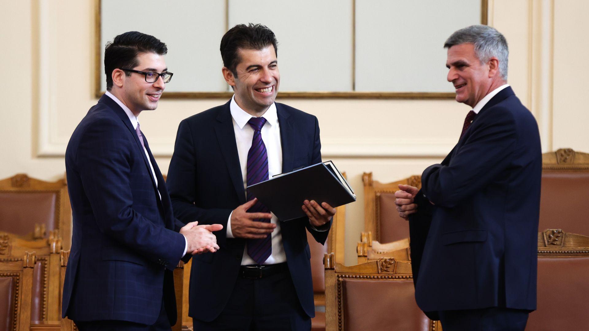 Време за промени няма, служебният кабинет вкарва възстановителния план в Еврокомисията