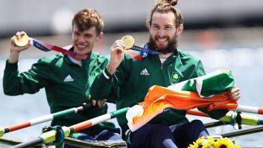 Ирландия с първа олимпийска титла в гребането