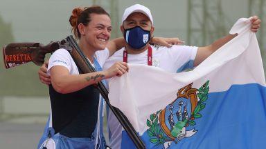 Сан Марино стана най-малката държава с олимпийски медал
