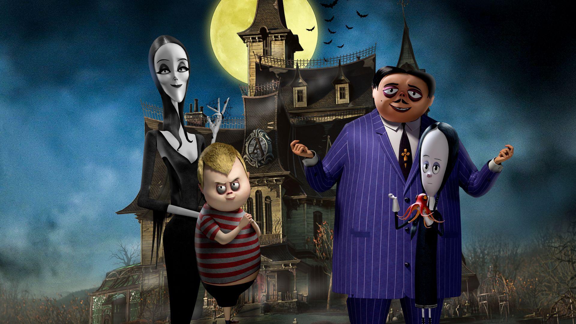 Появи се първо видео от играта Addams Family: Mansion Mayhem