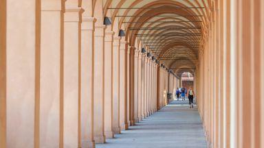 Арките на Болоня са световно културно наследство на ЮНЕСКО