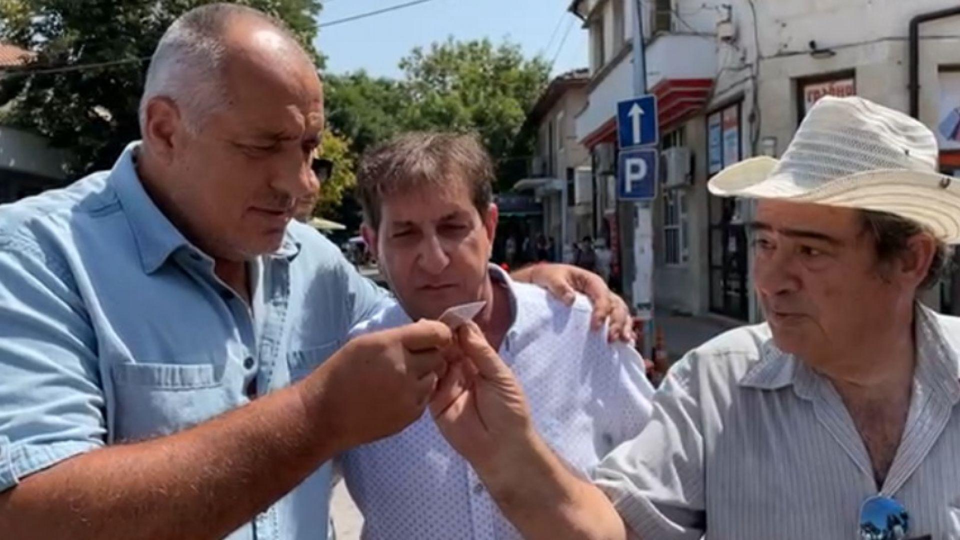 Борисов: Предупредих Слави, че реформаторите ще го оставят по средата на реката (видео)