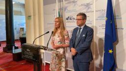 ГЕРБ обвини Рашков, че разпитвал директори на училища за кого гласували: Радев да го озапти
