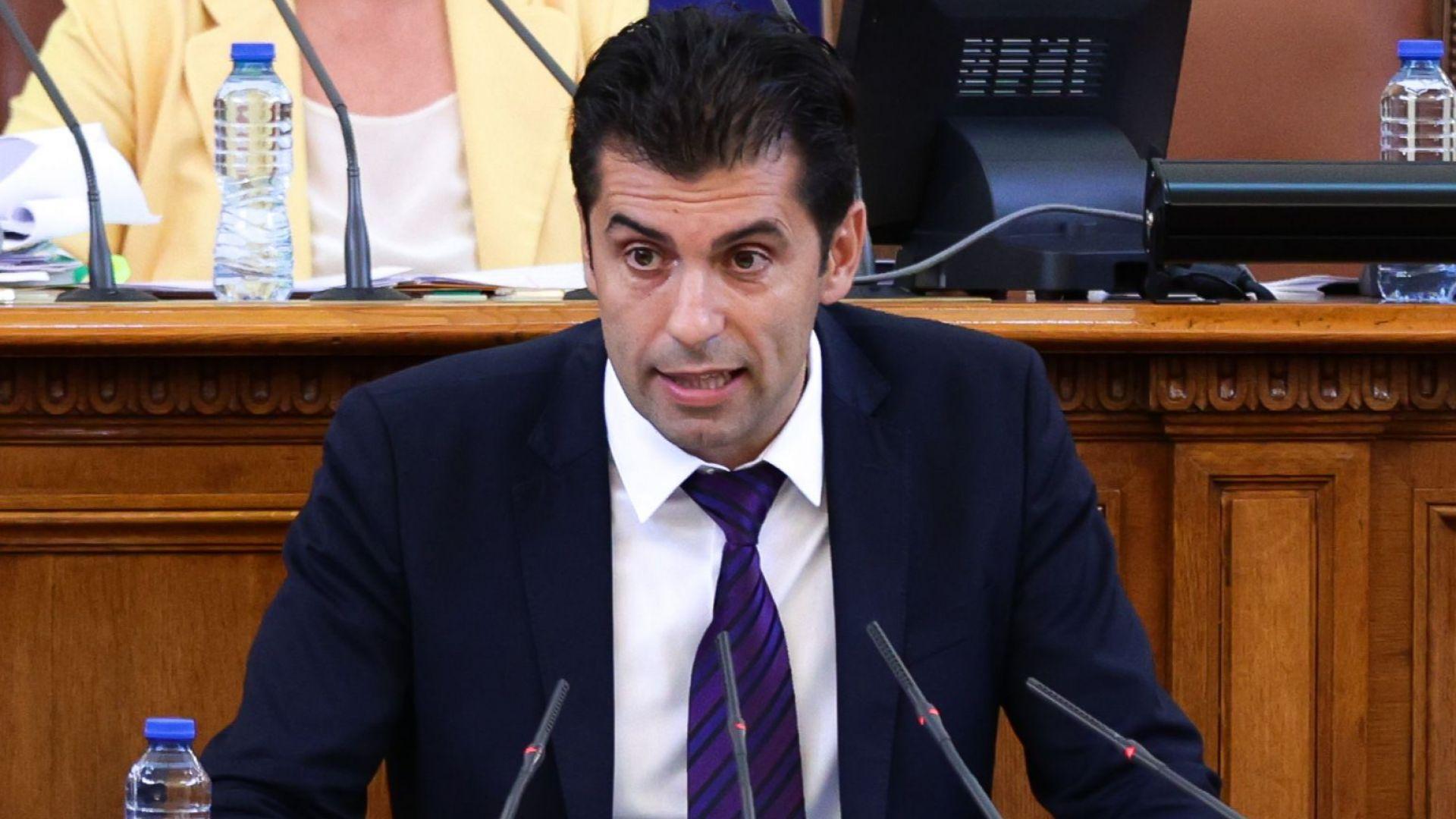 Кирил Петков обяви куп структурни реформи за спиране на течове
