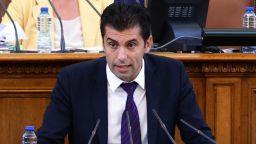 Кирил Петков: Някои от големите кредити от ББР отиват на прокурор